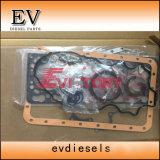V3300 V3300-DI-T Juego de reacondicionamiento de la reconstrucción de la junta de culata camisas aros de pistón Biela Juego de cojinetes de cigüeñal