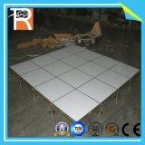 Installation facile de plancher anti-statique HPL (AT-5)