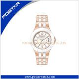 Heiße verkaufende gute Qualitätskeramische Uhr-Unisexuhr
