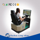 De Simulator van de Opleiding van de Exploitant van het Graafwerktuig van het wiel