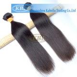 黒髪の拡張インドの人間の毛髪