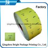 Rouleaux de papier d'aluminium du film pour Sachet de décisions automatique
