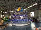 Tamaño Humano inflable Navidad Bubble Dome