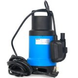 Schmutzige Wasser-Pumpe mit Niveauschalter
