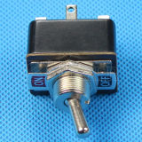 6 Pin Dpdt Mini на-на Toggle Switch 220V (KN3-3)