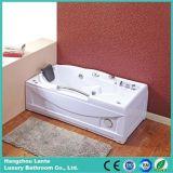 Acrílico ce una persona, una bañera de hidromasaje con almohada (TLP-634 Equipo Grupo Control).