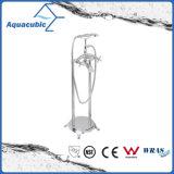 Cupc trépied de sol salle de bain Baignoire avec douche à main de robinet (AF9112-2)