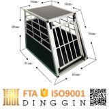 Nouveau design en aluminium de la cage de chien