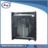 Radiador de aluminio de Genset del radiador del radiador del generador Ktaa19-G5-Yzws-1