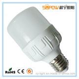 10W Comercial cilíndrico burbuja de iluminación de la lámpara del bulbo del LED con CE / RoHS aprobaciones