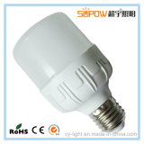 10W Ce/RoHS 승인을%s 가진 상업적인 원통 모양 거품 점화 LED 전구 램프
