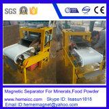 Trockenes hohe Intensitäts-magnetisches Trennzeichen für Erz-Mineral-Maschinerie