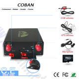 Monitor llano de combustible del perseguidor del GPS del vehículo, perseguidor GPS105 del GPS del limitador de la velocidad