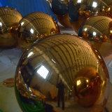 Раздувной шарик зеркала для модного парада