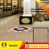 Carrelage de marbre composé de tuile de porcelaine de qualité supérieur (R6005)