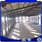 Niedrige Kosten-vorfabriziertes große Überspannungs-Stahlkonstruktion-Gebäude/Lager