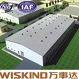 Construction de bâti en acier/structure métallique pour le matériau de construction préfabriqué