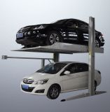 Изготовление Китая подъема стоянкы автомобилей автомобиля столба 2