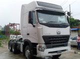 HOWO A7 6X4 380HPのトラクターのトラック/Sinotruk