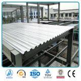 2da construcción galvanizada nuevo edificio de la cubierta de suelo de Profied