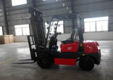 25000kgs Four Wheels Electric Counterbalanced Forklift