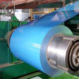 O Z60 0,38*1250mm PPGL Prepainted Bobina de Aço Galvanizado