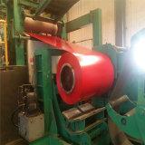 PPGL PPGI cruce caliente Prepainted bobinas de acero galvanizado