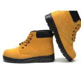 Zapatos estáticos antis de la seguridad de la punta de acero del precio bajo