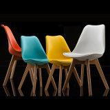 椅子の鋼鉄産業金属の喫茶店の椅子を食事する安い金属