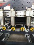 Máquina do router do CNC de 4 Multi-Cabeças da linha central para a gravura lisa e giratória