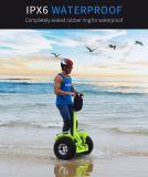 4000W a 20km/h las dos ruedas, Smart auto equilibrio Scooter eléctrico