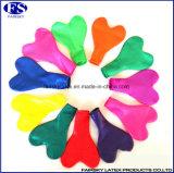 Ballon van het Latex van de Vorm van het Hart van de Grootte & van de Kleur van de Fabriek van China de Verschillende