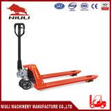 AC van Niuli de Hydraulische Vrachtwagen van de Pallet van de Hand met Ce