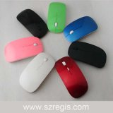 Colorful Genuine Slim 3.0 Wireless Bluetooth Mouse para iPad Notebook Desktop