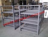 Estante de carga del estante de la batería del capítulo de acero de las baterías de los estantes de la batería del servicio que ensambla de encargo