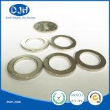 Постоянный металлокерамические магнитного материала NdFeB кольцевым магнитом для двигателя (DRM-022)