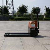 二重パレット(CBD15)が付いている1500kg容量の電気スタッカー