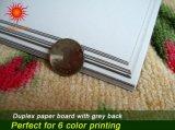 مزدوج لون مع [غري] ظهر ورقة