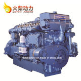 Alta calidad de 650CV Weichai Balduino Barco Motor M26 Motor diesel marino