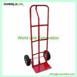 200kg de carga de la industria de mano de acero cómodo de transportar el carro