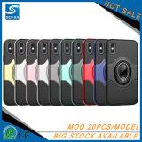 Geschäfts-Art-Leder-Telefon-Kasten für iPhone 8