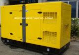 reserve Diesel van Cummins van het Type van Macht 200kVA 160kw Stille Generator