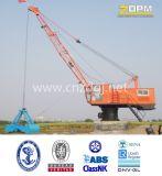 港の大きい処理のための単一のガードポートクレーン