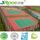 EPDM耐久のItfのテニスコートのフロアーリング(JRace CD002)