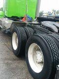 neumático a estrenar del carro de 11r22.5 Superhawk semi con garantía de 2 años