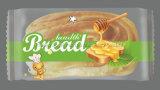 Tipo automático máquina do descanso de empacotamento do pão do sabor da maionese