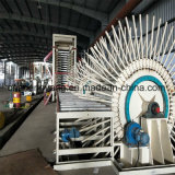 Maquinaria automática de la tarjeta de partícula 30000cbm