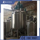 SUS304 ou en acier inoxydable 316L réaction chimique navire Agitateur de réacteur