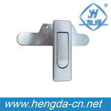 Замок плоскости замка нажима ручки двери шкафа Yh9570