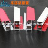 Matériau en aluminium de guichet en aluminium de matériau de construction de profil d'extrusion de vente chaude
